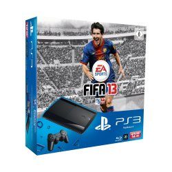 Playstation3 + Controller + Fifa13 für 219€ @Amazon