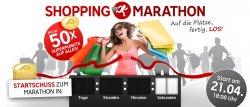 Rakuten Shopping Marathon: 26 super Deals | Startschuss 21.4 um 18:00 Uhr – bis zum 23. April