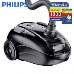 [Lokal] @real: Philips FC8452/01 PowerLife Staubsauger vom 15.4-20.4 –  59,95€ am 16.4 -10% (53,96€)