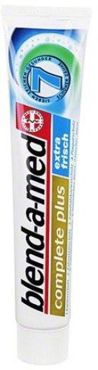[Rossmann] BLEND-A-MED Zahncreme für 0,35 €