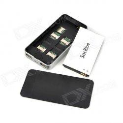 SocBlue A860 – 4 SIM Standby Adapter für Android und Apple iOS – für 68 € statt 142 € bei dx.com (Eigenimport aus China)