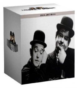 Stan Laurel & Oliver Hardy als Dick & Doof – 10 DVD`s für 27,97€ inkl. Versand (statt 81,63) @Amazon