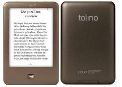 tolino shine eBook Reader mit Gutschein für nur 89 Euro @buecher.de