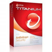 Trend Micro Titanium Antivirus Plus 2013 KOSTENLOS statt 26 €