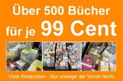 Über 500 Bücher zu je 0,99€ – Viele Restposten @terrashop