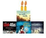 Vier Gratis- eBooks zum 2. Kindle Geburtstag – Wert 57,43€ @Amazon.de