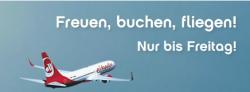 Wien: Hin- und Rückflug ab 98€* mit airberlin