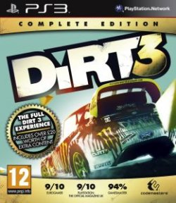 XBox360/PS3 -Dirt 3 (Complete Edition) für €10,47 statt €20,55 [@TheHut.com]