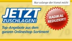 15% Rabatt mit Gutschein im Onlineshop von real [Nur bis 20.05]- auch auf reduzierte Artikel (quer durchs Sortiement)