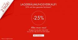 25% Rabatt auf das komplette Sortiment + 20% zusätzlicher Rabatt durch Gutscheincode @Seidensticker