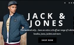 30% extra Rabatt auf Jack&Jones Sachen! @TheHut