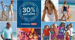 30% Rabatt auf alles! + bis zu 65% Sale @Lands End