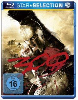 300 [Blu-ray] (Star Selection) für nur 9,97€ statt 12,49€! @Amazon