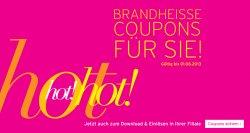 32 neue Gutscheine (bis zu 50% Rabatt, bzw. 40€ Rabatt) @Karstadt (Online und Offline)