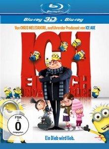 """3D Blu-ray """"ICH-Einfach unverbesserlich"""" im Wert von 19,99€ gratis bei Kauf von Panasonic 3D Blu-ray-Player"""