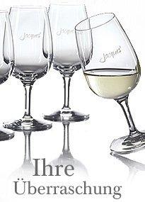 4 Wein Gläser kostenlos, wenn ihr euch für die Jacques' Wein-Depot Kundenkarte anmeldet!
