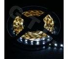 5 Meter Kaltweiß Flexibel LED Strip Streifen mit 300 LEDs für 4,86€ @eBay