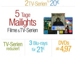 5 Tage Mailights Reloaded @Amazon