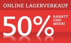 50% und mehr Rabatt + 10€ Gutschein @Sport-Schuster