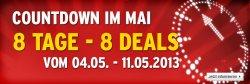 8 Tage  — 8 Deals bei A.T.U im Mai