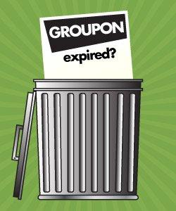 85% zurück für abgelaufene Gutscheine von GROUPON und DailyDeal