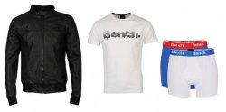 Aktion bei TheHut:  Bench Jacke kaufen – gratis T-Shirt und zwei Boxershorts im Wert von 49€ dazu
