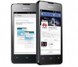 Android 4.1 Einsteiger-Smartphone Huawei Ascend Y300 für 103,50€ statt 126,40€  @Conrad.de