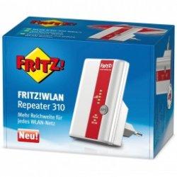 AVM Fritz! WLAN Repeater 310 für 32,45€ durch Gutscheine bei Conrad