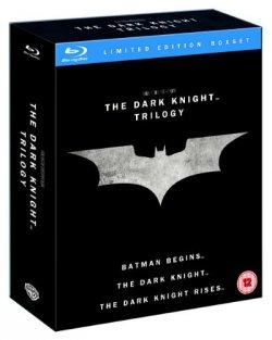 Blu-ray The Dark Knight Trilogy nur 29,61€ (statt ca.50€) bei Amazon.it