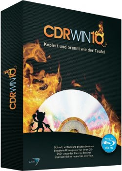 Brennsoftware CDRWin zum Gratis-Download