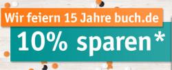 Buch.de/Bol.de 10% Gutschein auf alles, ohne Mindestbestellwert + Blu-rays unter 10€!