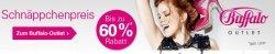 Buffalo-Sale mit 60% Rabatten auf eBay noch bis 26. Mai – 12 Herren-Schuhe, 72 Damenschuhe zur Auswahl