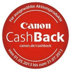 Canon Cashback Aktion: Bis 300€ Cashback für Spiegelreflexkameras und Objektive