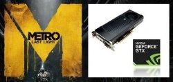 """Das Spiel """"Metro: Last Light"""" kostenlos beim Kauf einer Nvidia-Grafikkarte @nvidia.de"""
