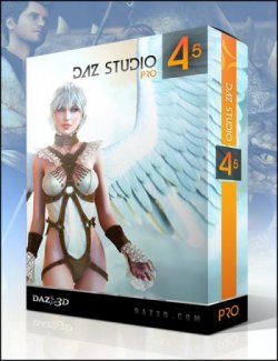 DAZ Studio 4.5 Pro kostenlos (Wert: 189€)