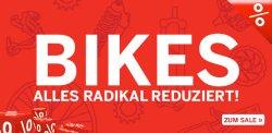 Fahrrad/, -zubehör, -Bekleidung radikal reduziert @Bike-Discount