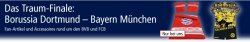 Fanartikel FCB vs BVB Reduziert @Weltbild.de