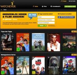 Filme und Serien 30 Tage lang kostenlos streamen bei watchever