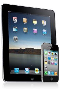 Günstige Apple iPhones und iPads durch Schubladenvertrag (z.B.: iPhone 4 für nur 229€!)