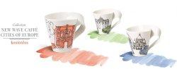 Gutschein für wertvollen Villeroy & Boch Kaffeebecher