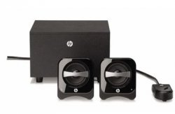 HP 2.1 Lautsprechersystem mit Subwoofer für nur 16,99€ inkl. Versand @HP-Store