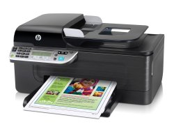 HP Officejet 4500 (B-Ware) Multifunktionsgerät Scanner, Fax 39€ Inc. Versand !