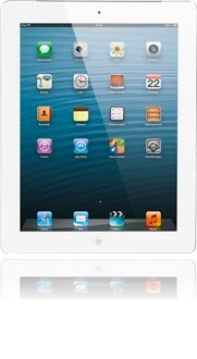iPad 4 Retina 16GB 4G white inkl. Internet Tarif 500MB bei BASE für 17,96 Euro/Monat!!!