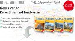 Jetzt 50 kostenlose E-Book Reiseführer downloaden  – Nelles Verlag
