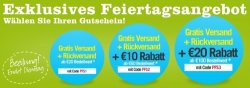 Kleidung und Schuhe günstig dank MandMDirect-Gutschein: Versandkostenfrei / 10€ Rabatt / 20€ Rabatt je Bestellwert