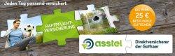 Kostenlose Privathaftpflichtversicherung bei Asstel dank 25€ BestChoice Gutschein