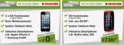MadDeal – Smartphones komplett kostenlos/mit geringer Zuzahlung durch Schubladenverträge! @Modeo