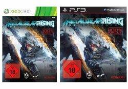 [Lokal} Metal Gear Rising: Revengeance für PS3 / XBOX360 für 20€ bei Müller, im Preisvergleich: 34€