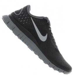 Nike Free 4.0 V2 Grau/Silber oder Neongrün/Lila für 69,73€ (viele Größen)
