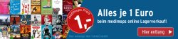 Online Lagerverkauf bei medimops: Alle Produkte – 1 EUR – 2 EUR